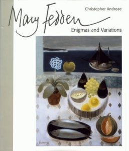 Mary Fedden, artist, Mary Fedden Enigmas and Variations book