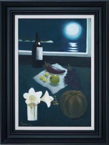 MARY FEDDEN. MOONLIGHT.