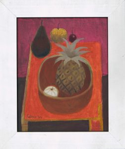 Mary Fedden. Pineapple.