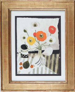 MARY FEDDEN. POPPIES.