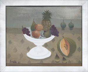 Mary Fedden The white dish