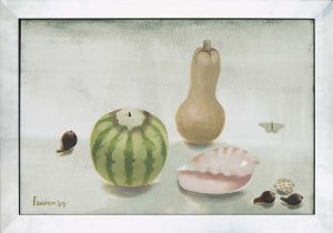 Mary Fedden. The pink shell.