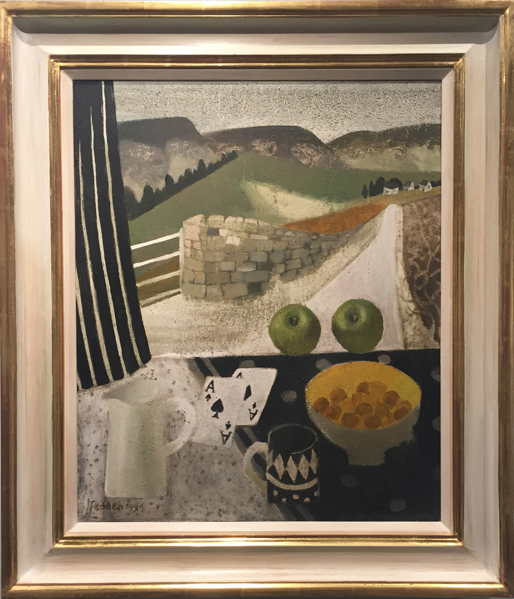 MARY FEDDEN. FARNDALE WINDOW.